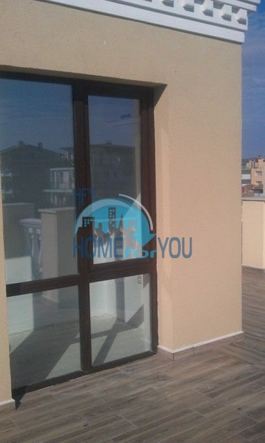 Студии и квартиры в центре Приморско - Вилла Селена 27