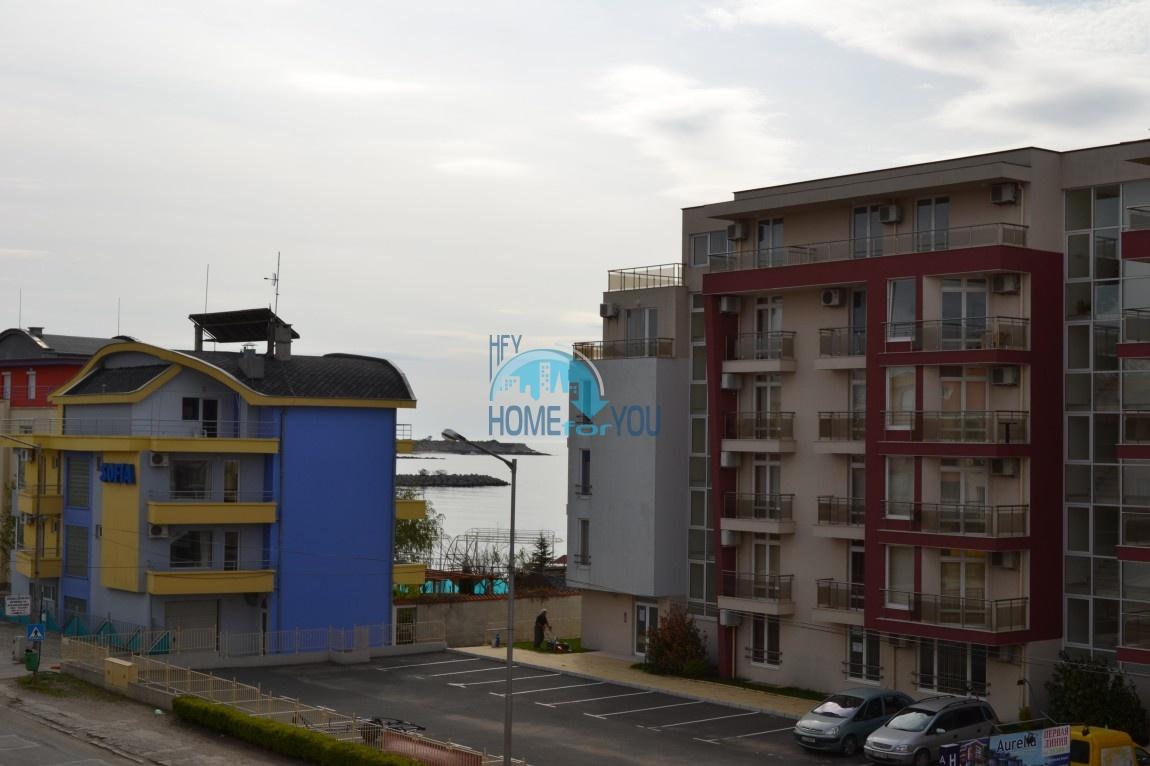 Большая двухкомнатная квартира с видом на море в Равде 4