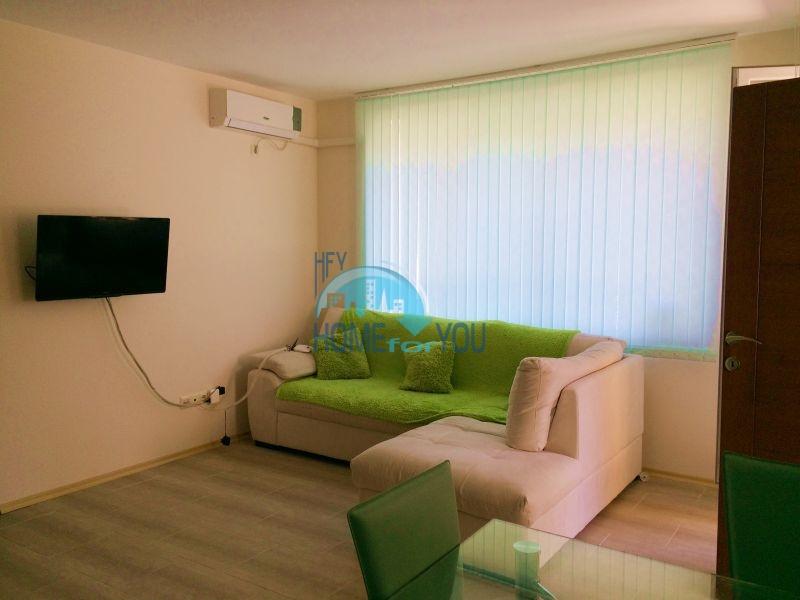 Уютная трехкомнатная квартира на второй линии в Равде 8