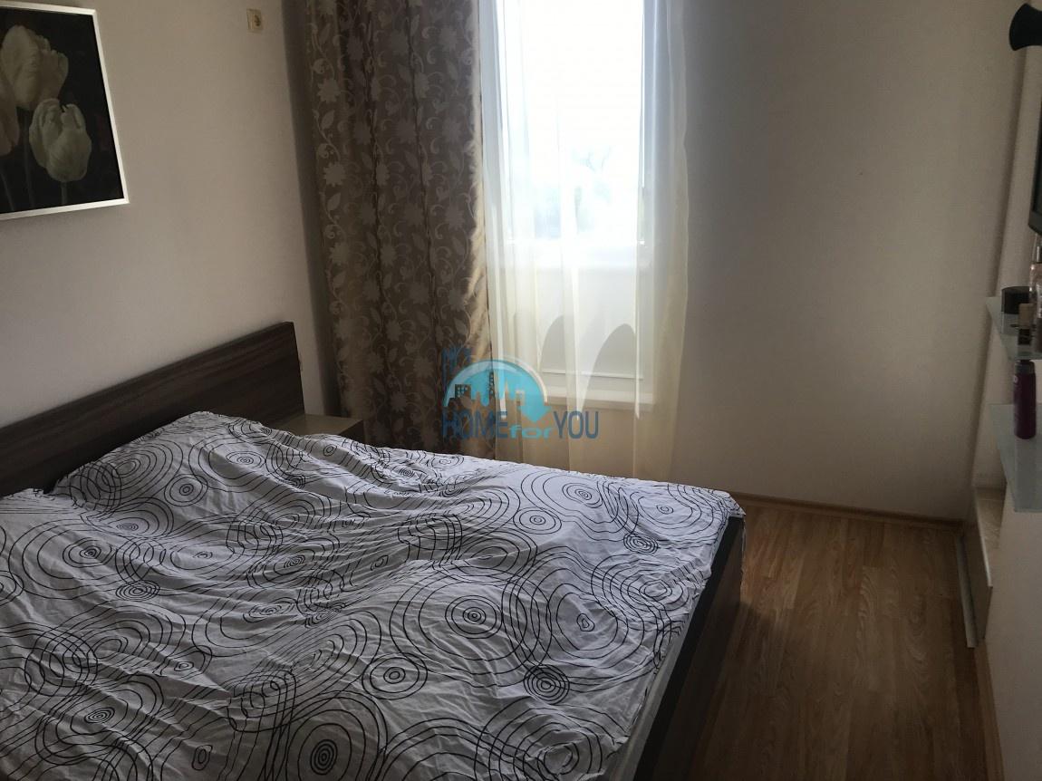 Чудесная двухкомнатная квартира с видом на море в Равде 5