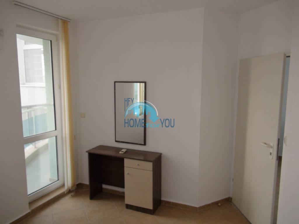 Дешевая, меблированная двухкомнатная квартира в Равде 2