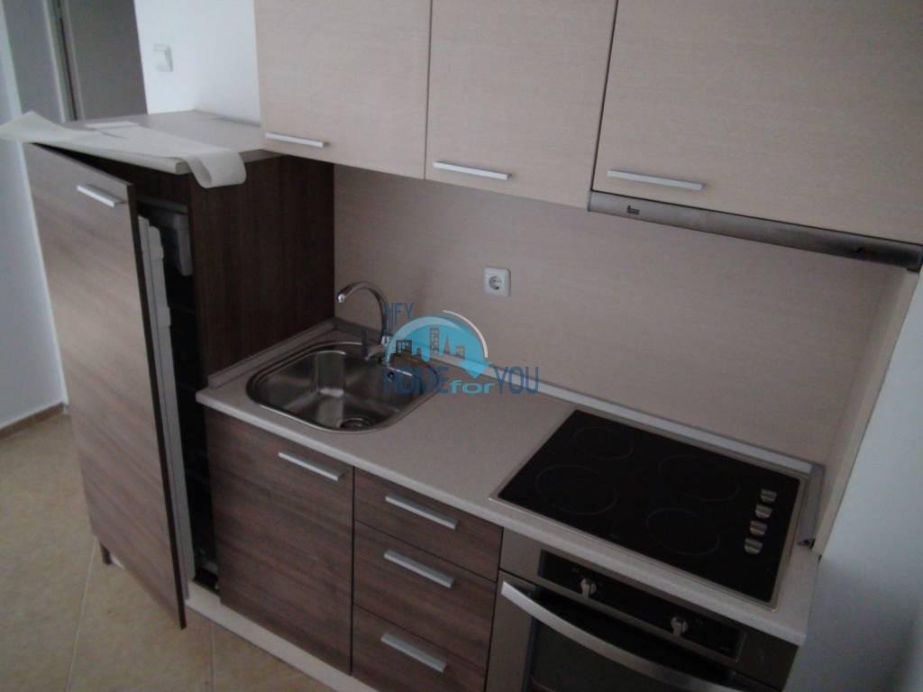Дешевая, меблированная двухкомнатная квартира в Равде 6