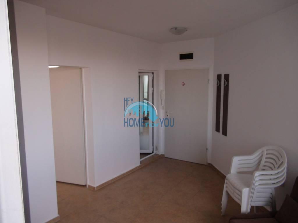 Дешевая, меблированная двухкомнатная квартира в Равде 8