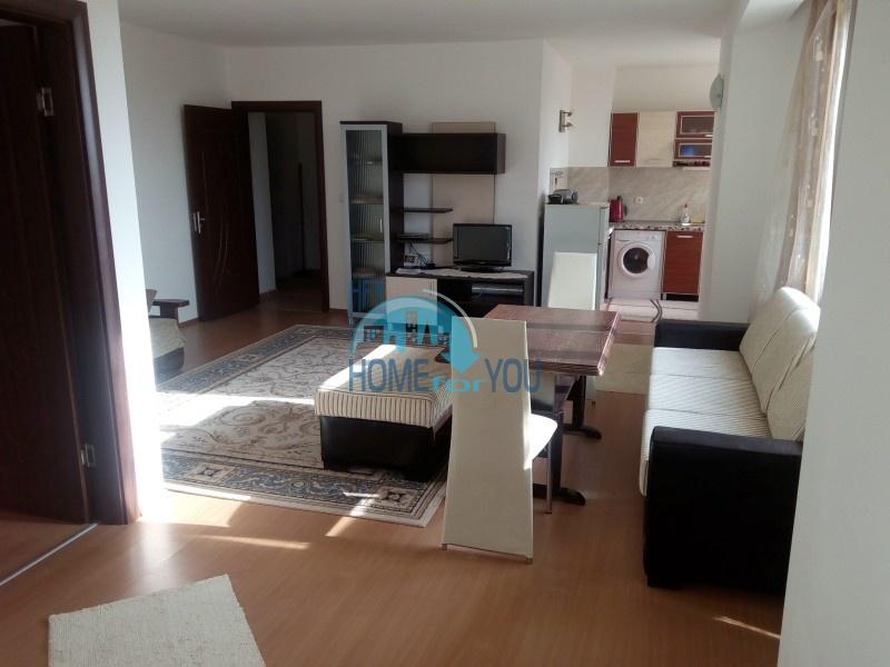 Двухкомнатная квартира с гаражом для постоянного проживания в Равде 9