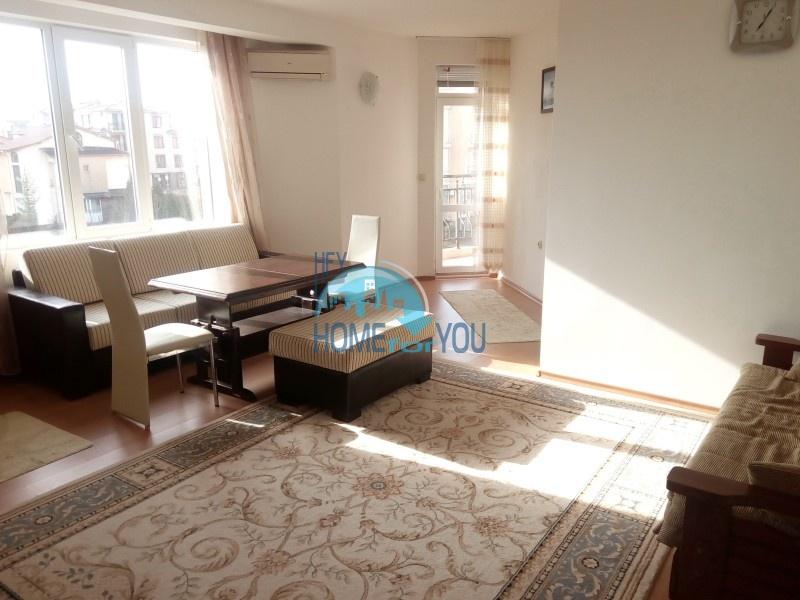 Двухкомнатная квартира с гаражом для постоянного проживания в Равде 18