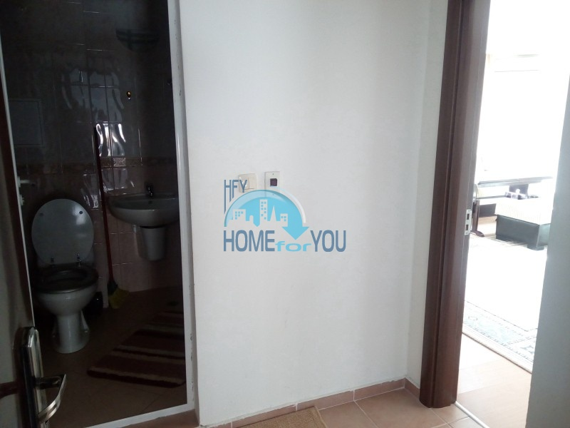 Двухкомнатная квартира с гаражом для постоянного проживания в Равде 19