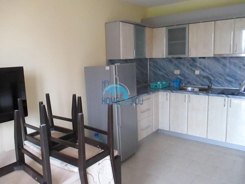 Двухкомнатная квартира для постоянного проживания в Равде