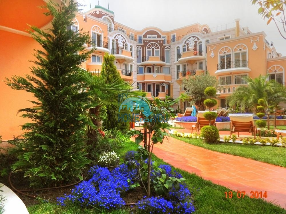 Двухкомнатная квартира для ПМЖ в Равде