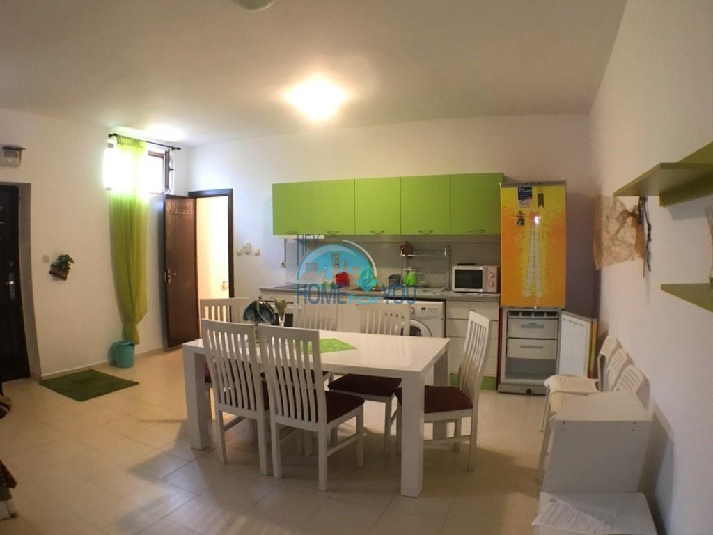 Двухкомнатная квартира по выгодной цене в Равде