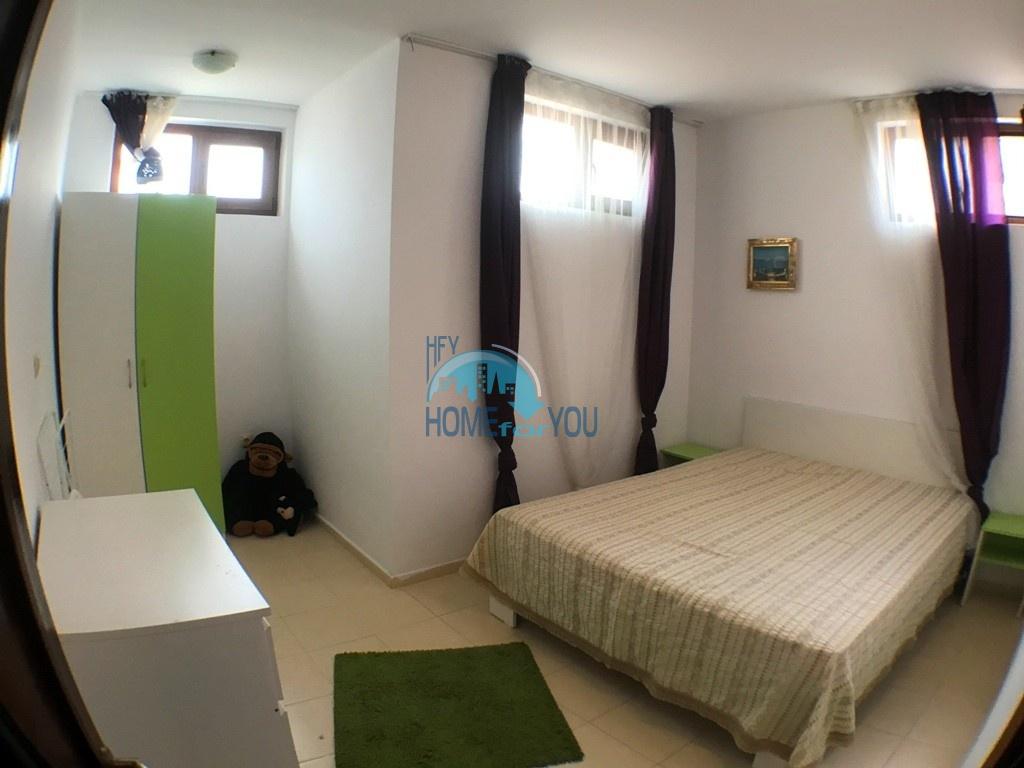Двухкомнатная квартира по выгодной цене в Равде 4