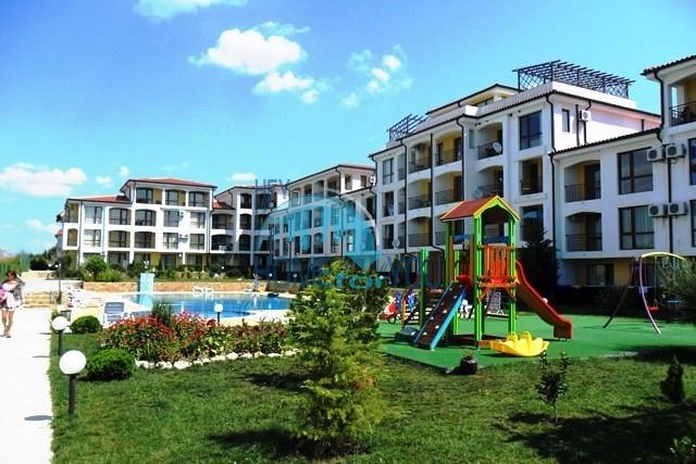 Двухкомнатная квартира около пляжа в курорте Равда