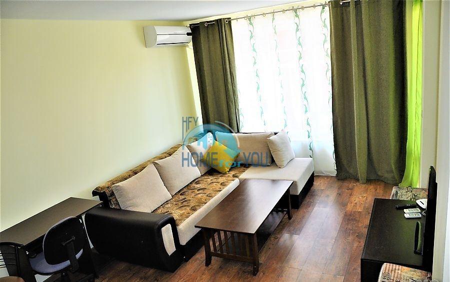 Двухкомнатная квартира в 50 метрах от пляжа в Равде