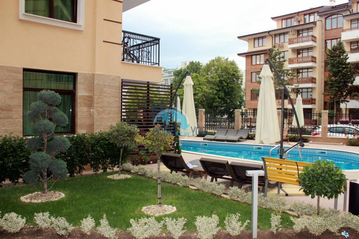 Двухкомнатная квартира в элитном комплексе Шоколад в городе Равда 15