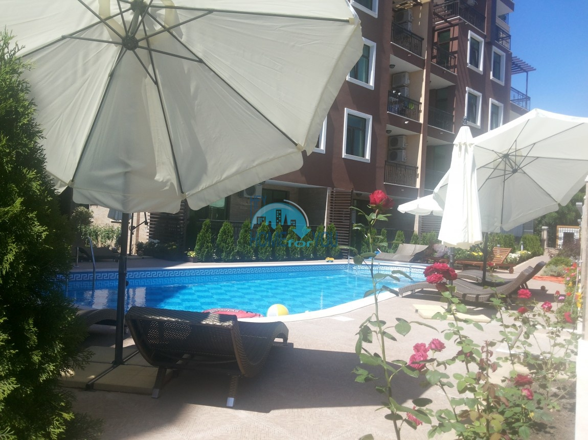 Двухкомнатная квартира в элитном комплексе Шоколад в городе Равда 16