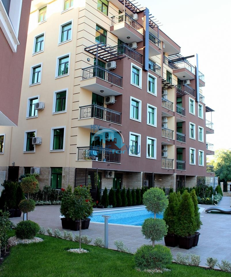 Двухкомнатная квартира в элитном комплексе Шоколад в городе Равда 18