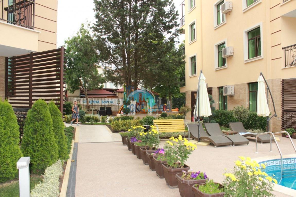 Двухкомнатная квартира в элитном комплексе Шоколад в городе Равда 17