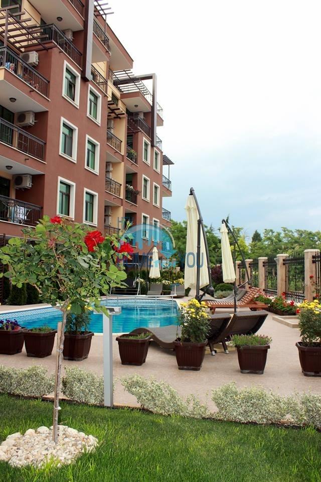 Двухкомнатная квартира в элитном комплексе Шоколад в городе Равда 19