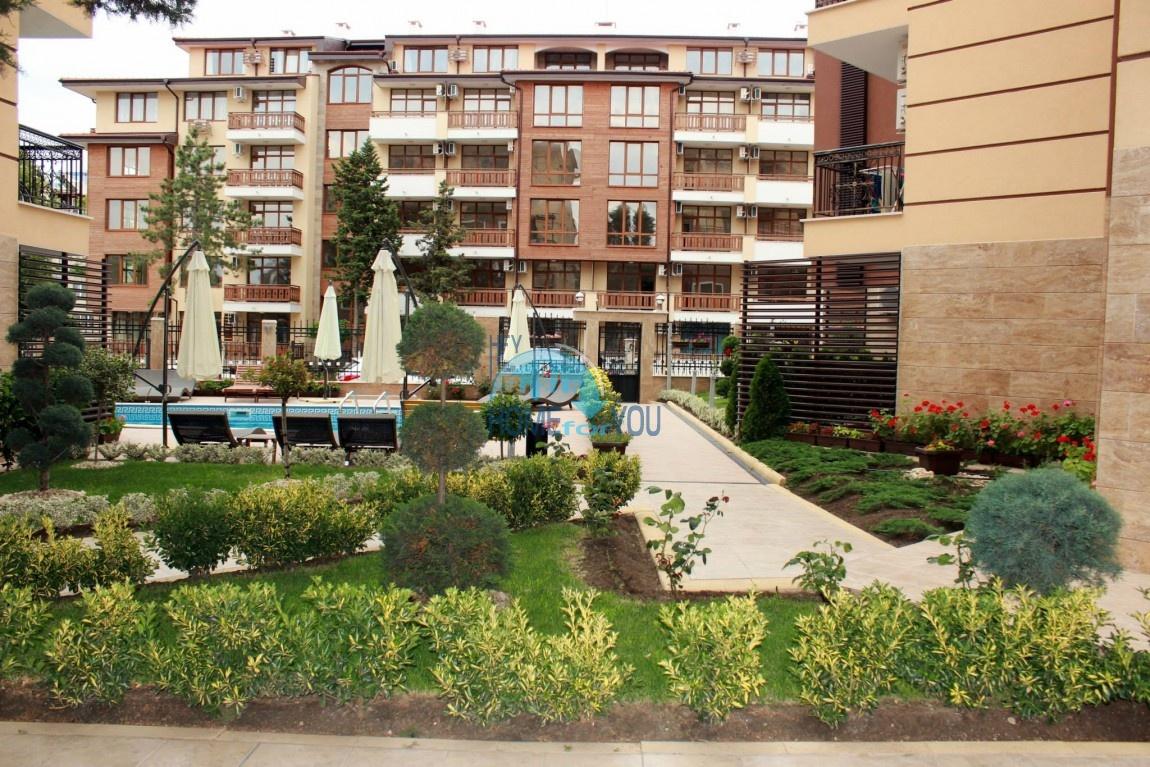 Двухкомнатная квартира в элитном комплексе Шоколад в городе Равда 14