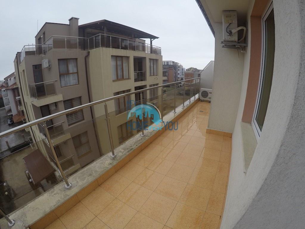 Двухкомнатная квартира в Равде для постоянного проживания и летнего отдыха 5