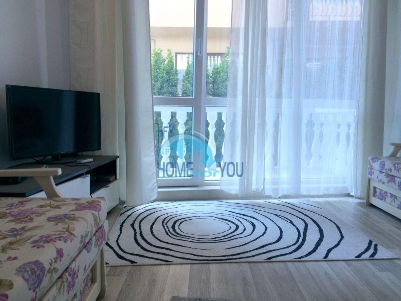 Хорошая студия с мебелью в 100 метрах от пляжа в Равде