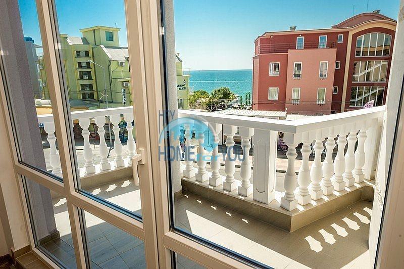 Хорошая студия с мебелью в 100 метрах от пляжа в Равде 13