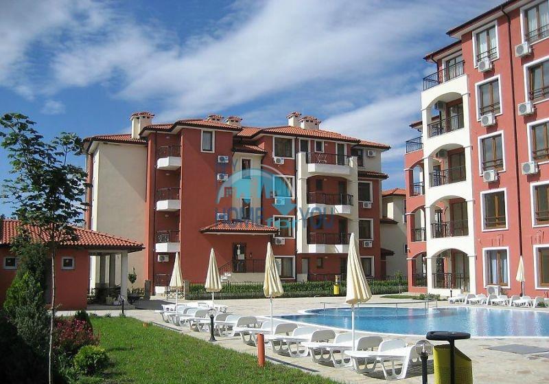 Двухкомнатная квартира в Равде для постоянного проживания и летнего отдыха