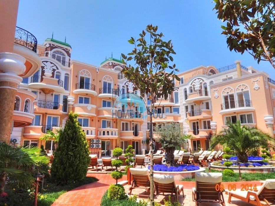 Отличная двухкомнатная квартира у моря в городе Равда