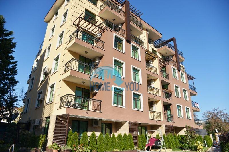 Квартиры в комплексе закрытого типа Шоколад в г.Равда 16