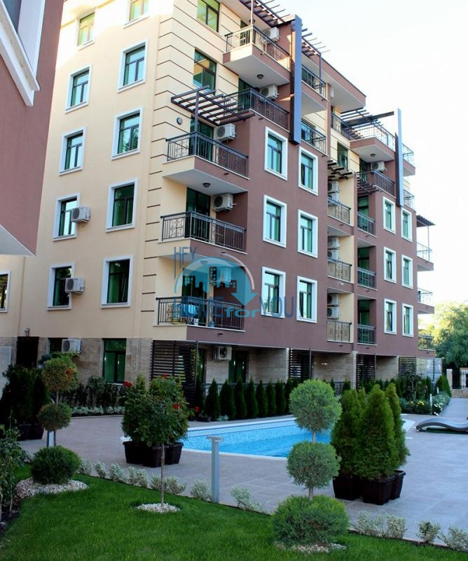 Квартиры в комплексе закрытого типа Шоколад в г.Равда 2