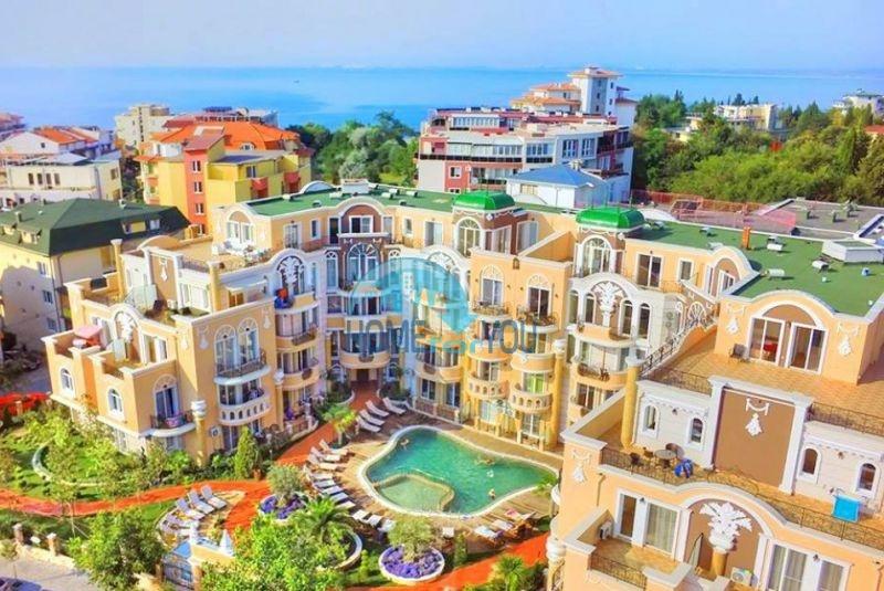 Меблированная трехкомнатная квартира у моря в курорте Равда