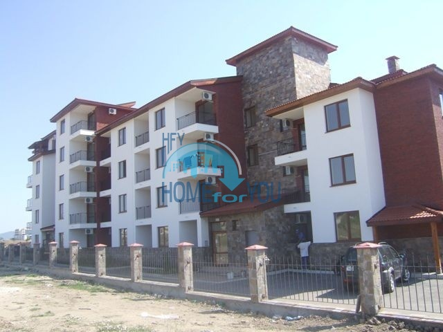 Меблированный апартамент с двумя спальнями в комплексе Аполлон 6, Равда