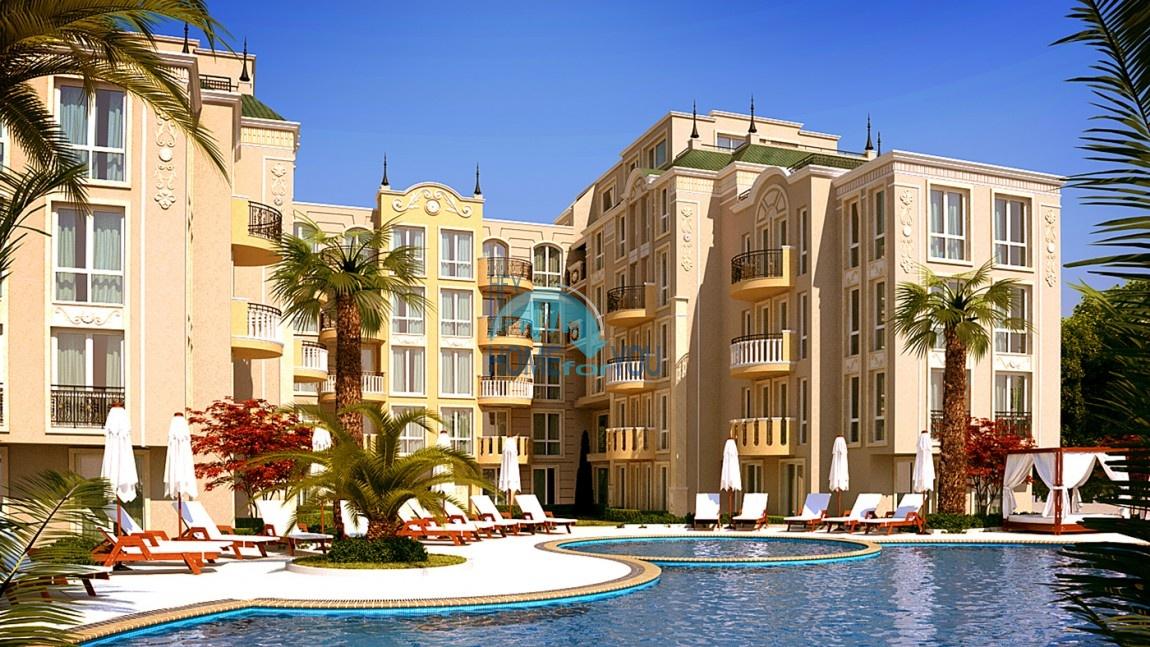 Mellia Garden - новый изысканный комплекс премиум-класса в заманчивом курорте Равда