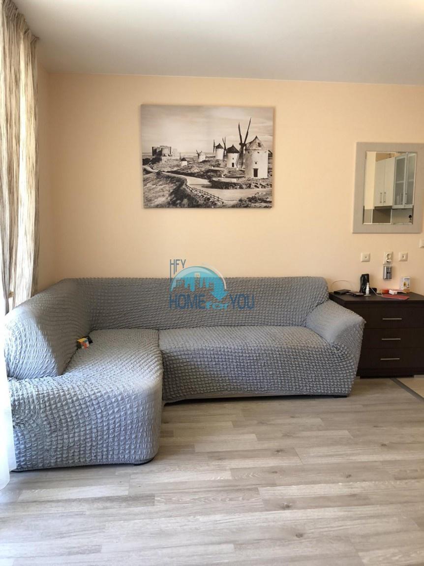 Новая, просторная четырехкомнатная квартира в комплексе Мелия 1, Равда