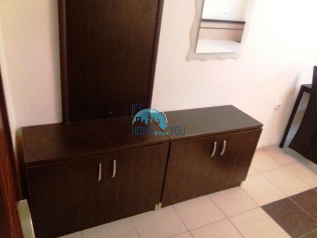 Студия с мебелью для ПМЖ без таксы поддержки в Равде 8