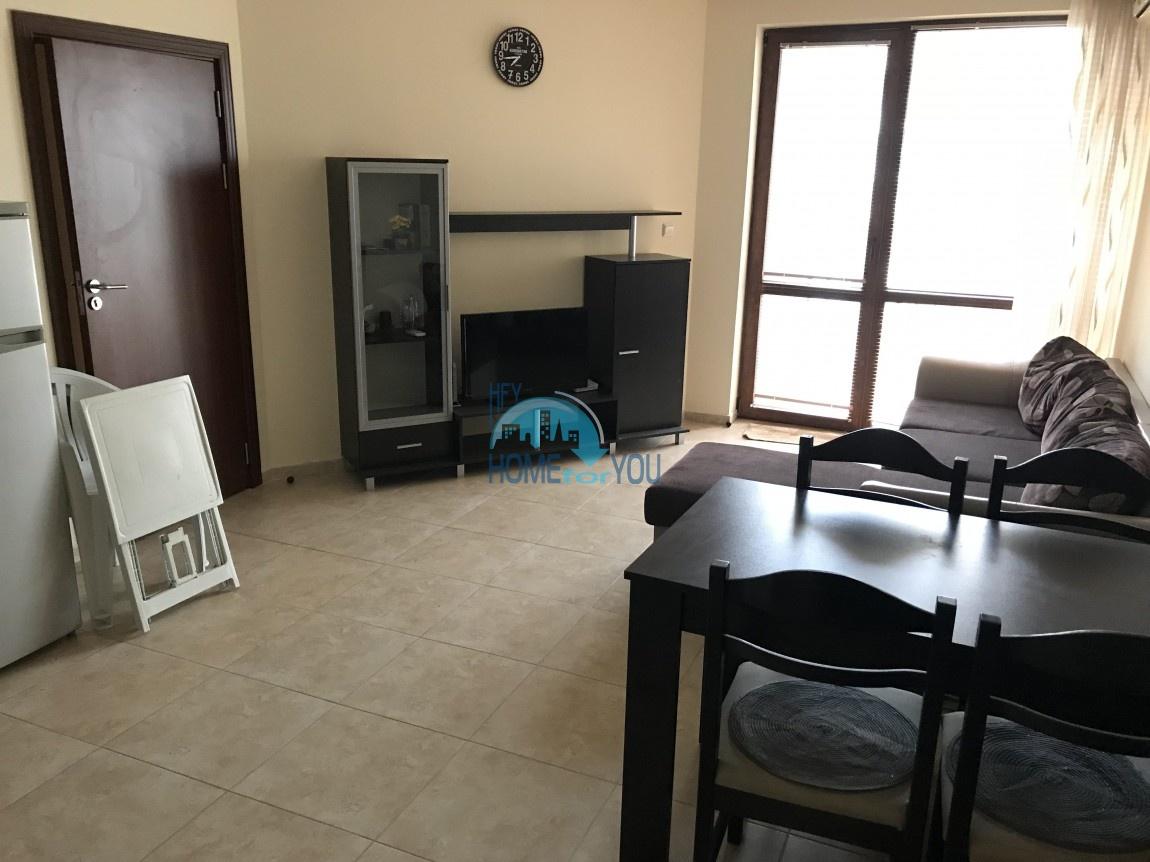 Трехкомнатная квартира по выгодной цене в Равде, комплекс Аполлон 5