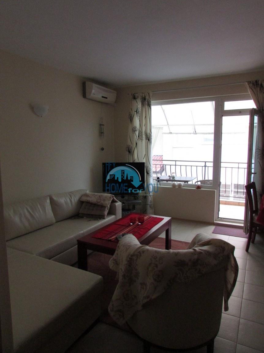 Уютная, недорогая двухкомнатная квартира в Равде. Супер Акция!