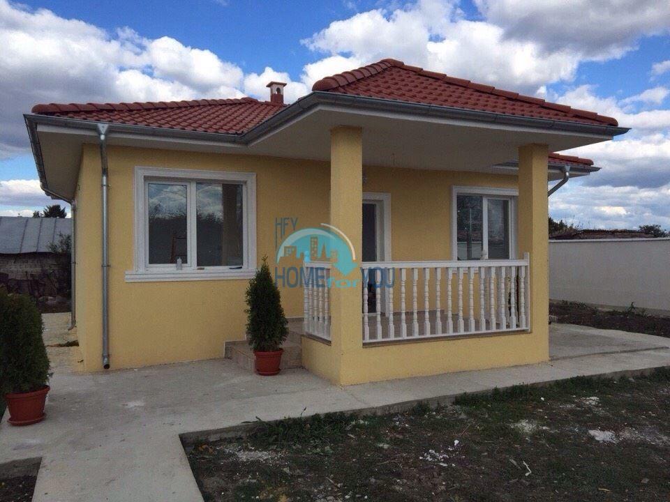 Новый жилой дом с видом на реку в деревне Трстиково, Бургас