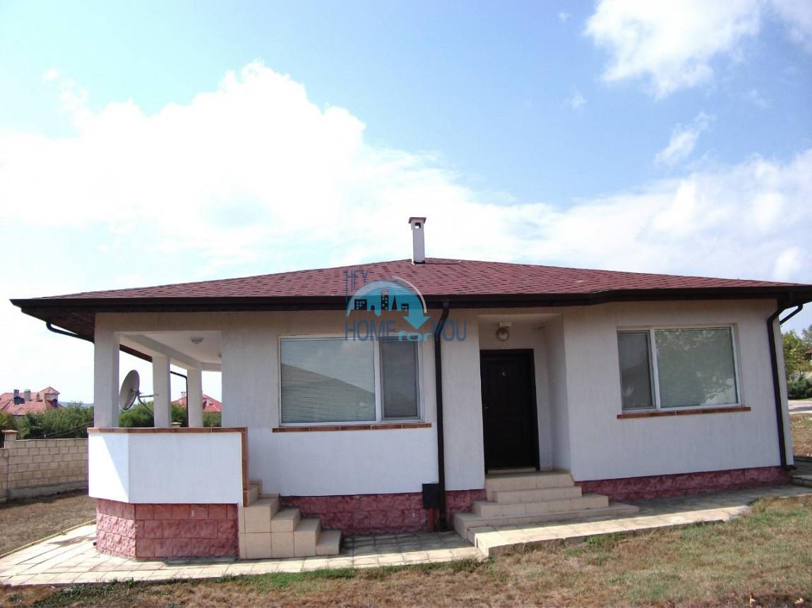 Одноэтажный жилой дом в селе Юнец, Варна