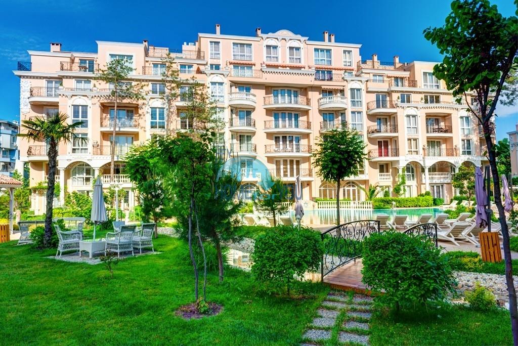 Новая квартира в элитном комплексе Анастасия Палас на Солнечном берегу