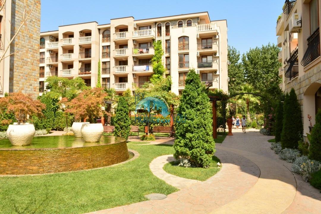 Чудесная двухкомнатная квартира на продажу в комплексе Каскадас 2, Солнечный берег
