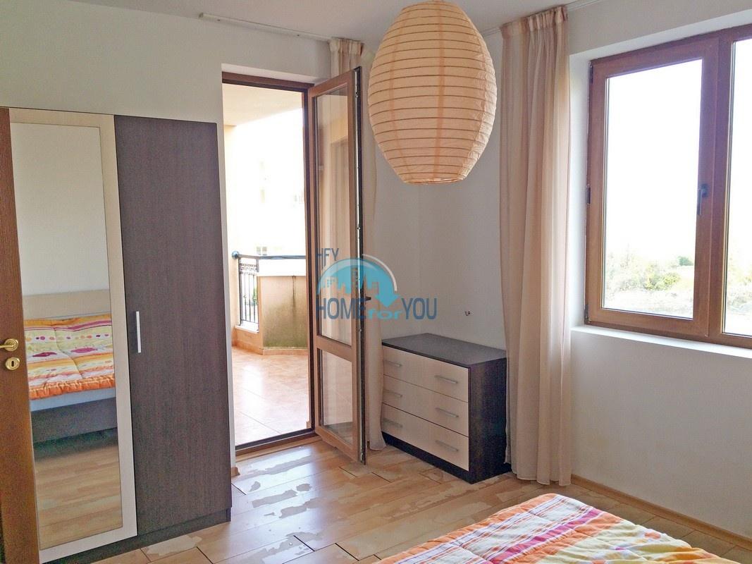 Чудесная двухкомнатная квартира в комплексе Касандра, Солнечный берег