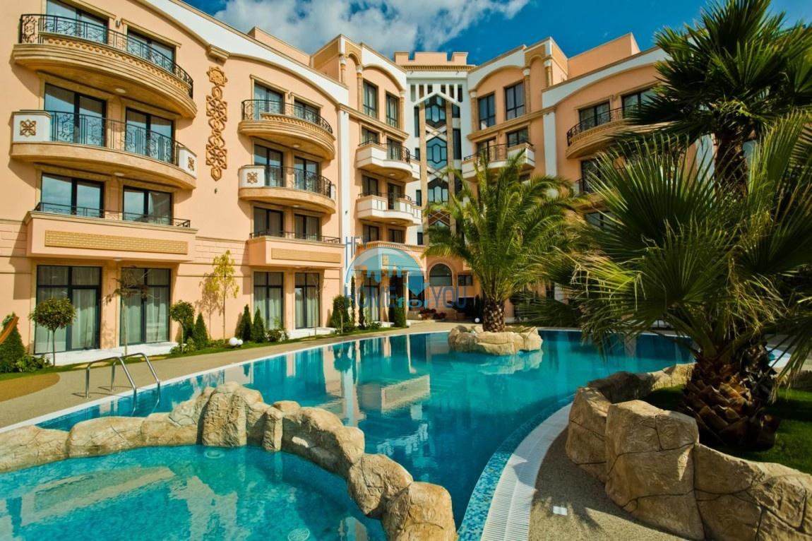 Двухкомнатная квартира на курорте Солнечный берег