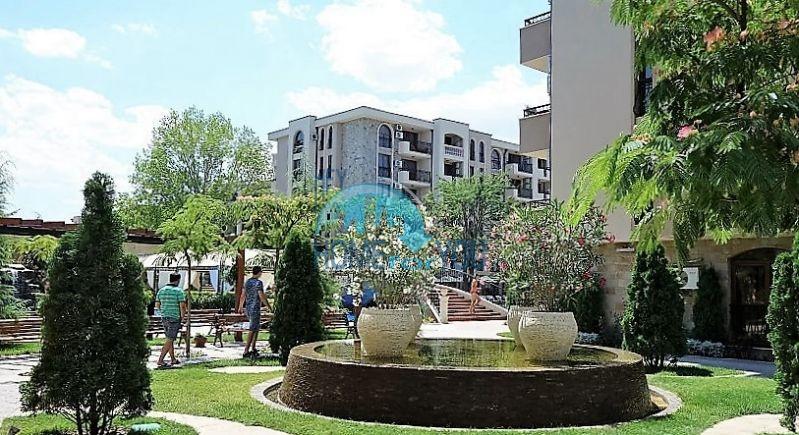 Двухкомнатная квартира на продажу в комплексе Каскадас, Солнечный Берег 4