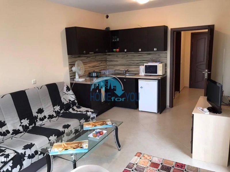 Двухкомнатная квартира на продажу в комплексе Каскадас, Солнечный Берег 8