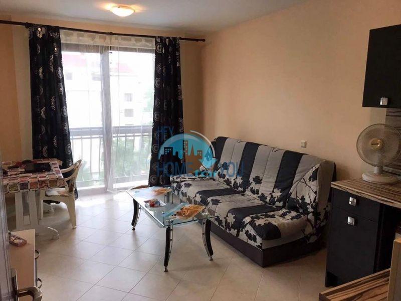 Двухкомнатная квартира на продажу в комплексе Каскадас, Солнечный Берег 9