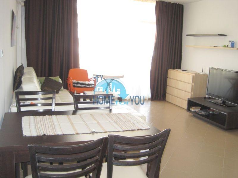 Двухкомнатная квартира по доступной цене на курорте Солнечный берег  6