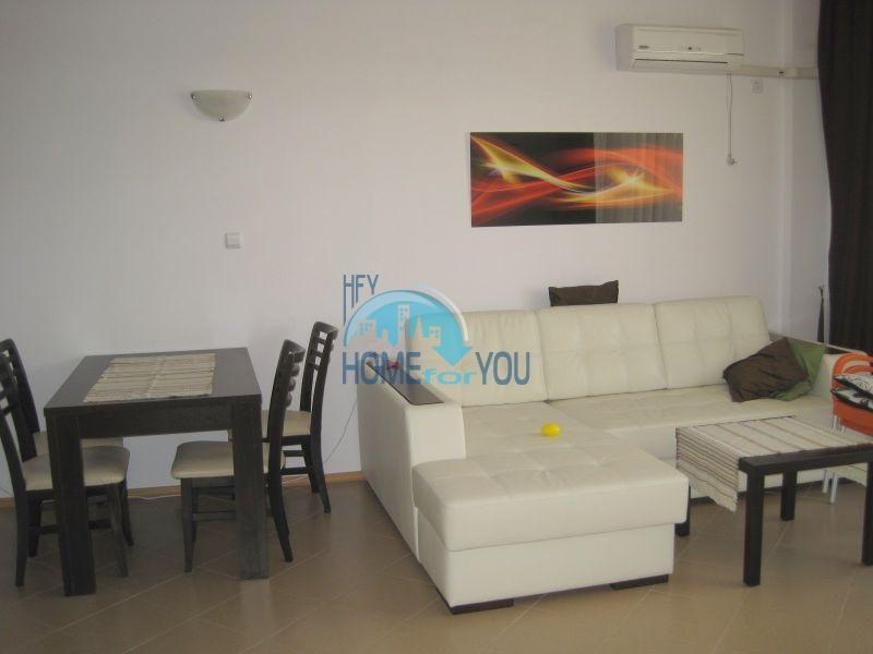 Двухкомнатная квартира по доступной цене на курорте Солнечный берег  8