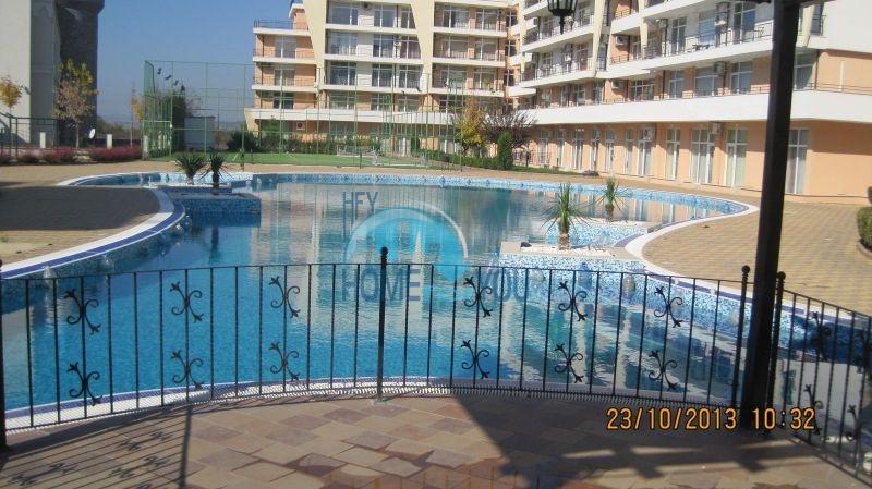 Двухкомнатная квартира по доступной цене на курорте Солнечный берег  4
