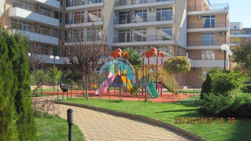 Двухкомнатная квартира по доступной цене на курорте Солнечный берег  2