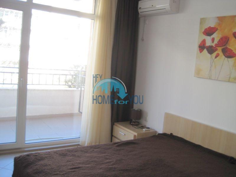 Двухкомнатная квартира по доступной цене на курорте Солнечный берег  13